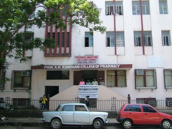 Image result for Prin K M KUNDNANI COLLEGE OF PHARMACY,